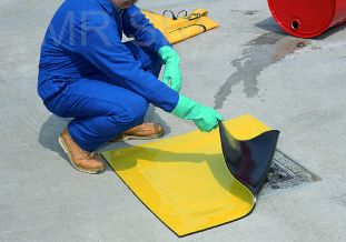 ABSORB.PRODUCTS AND LIQUIDS CONTAINMENT  - Spill control - A101