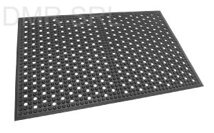 ERGONOMIC-ANTIFATIGUE-ANTIVIBRATIONS MATS - For areas with hydroc and agg. liquids - 1100007FNE/AM
