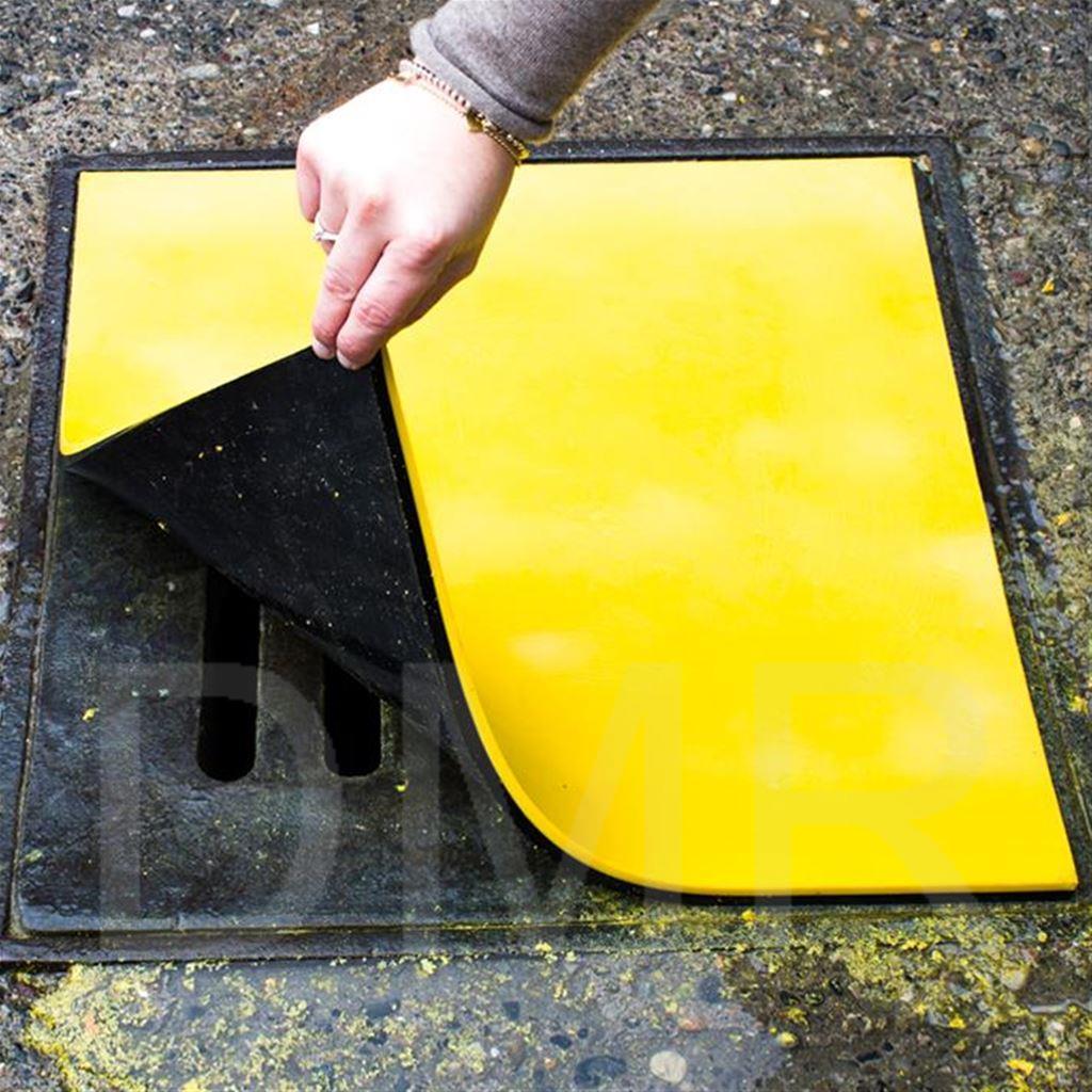 Drain cover 61 x 61 cm | DMR Safety Environment Lean
