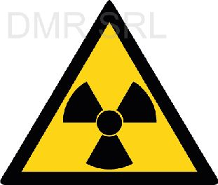 HORIZONTAL ADHESIVE SIGNS  - Danger triangular adhesive signs - A358