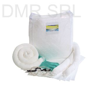 ABSORB.PRODUCTS AND LIQUIDS CONTAINMENT  - Kit for drivers and forklifts - A0969844