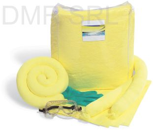 ABSORB.PRODUCTS AND LIQUIDS CONTAINMENT  - Kit for drivers and forklifts - A0979844